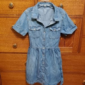 Gap Denim Dress
